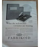 Vintage Sarren's Printing Papers Print Magazine Ad 1930 - $12.99