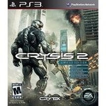 CRYSIS 2 - Limited Edition [PlayStation 3] - $19.79
