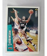 David Robinson ~ 1996 UD Collectors Choice #329 ~ Single Basketball Trad... - £0.68 GBP