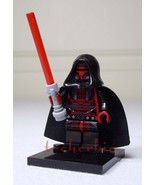 DARTH REVAN Star Wars Minifigure +Stand Sith Lord Knights of the Old Rep... - $13.00