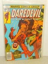 VINTAGE MARVEL COMIC- DAREDEVIL #143- MARCH 1977- GOOD- L204 - $4.69