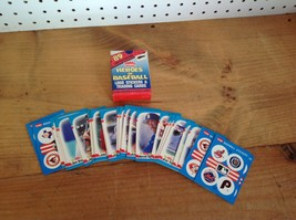 Fleer 1989 Limited Edition Heores Of Baseball Logo Stickers & Cards B1127 - $3.99
