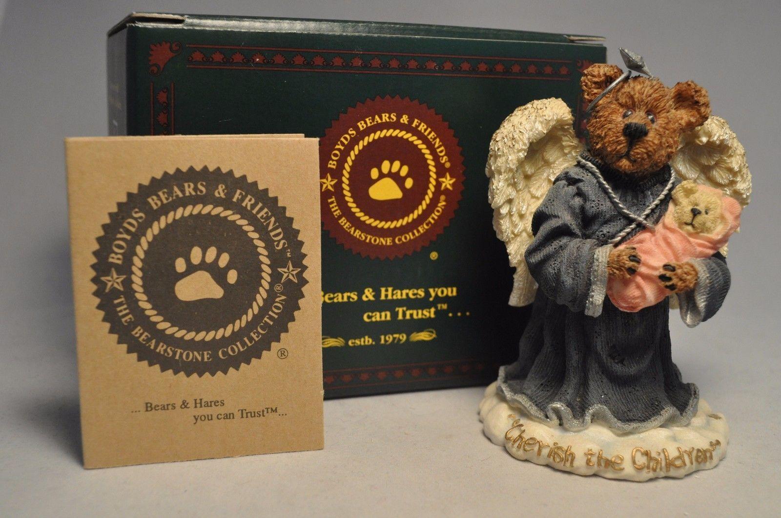 Boyds Bears & Friends: Charity Angelhug & Everychild... 228343 Cherish The Child