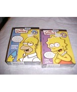 2 - The Simpsons Trading Card Game: BRAND NEW HOMER and LISA Theme Deck - $22.99