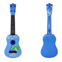 Kid's Fancy Dynamic Music Guitar Toy ?Sky Blue - $39.29