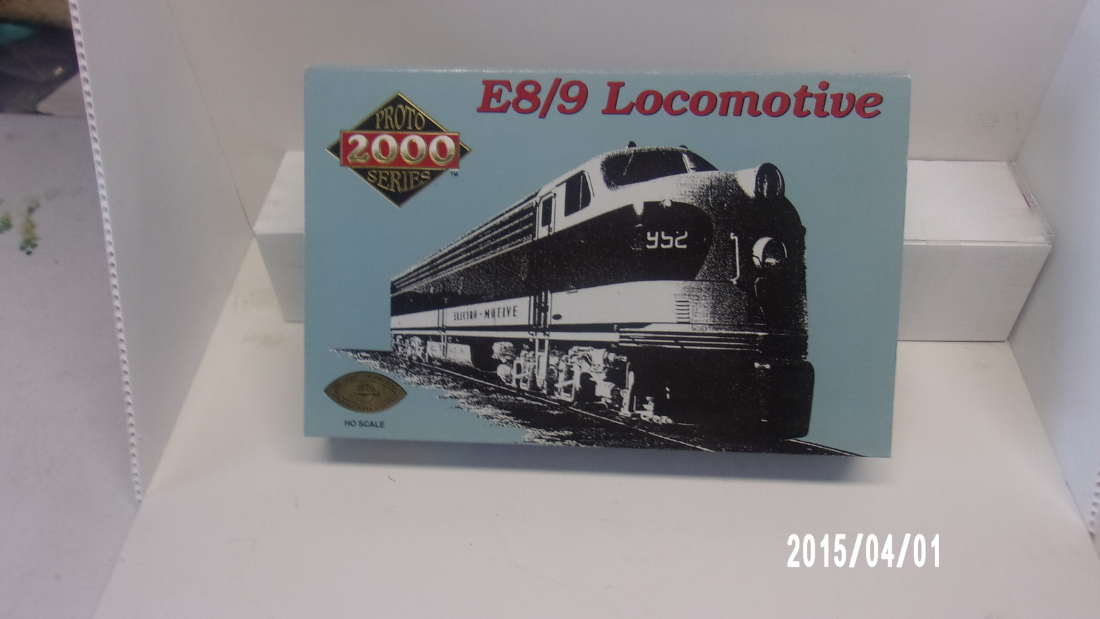 Primary image for E8/9 Locomotive PROTO 2000 Series