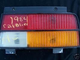 1982 1987 Cavalier R/S  Passenger  Tail Light - $13.68