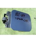 1982-1989 LINCOLN TOWN CAR GAS FLAP DOOR - $13.73