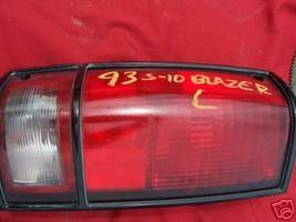 1982 1993 S10/S15/Sonoma R/S Passenger  Tail Light - $9.26