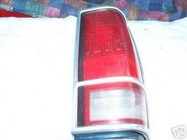 1983 1994 Blazier S10/Jimmy S15 L/S Tail Light - $11.90