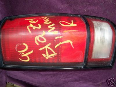 1985-1994 BLAZER/JIMMY R/S-PASSENGER-TAIL LIGHT