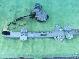 1986 1989 Integra 5 Door Right Rear Regulator& Motor - $22.88