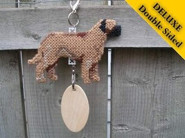 Mastiff Deluxe crate tag double sided, hang any... - $30.00