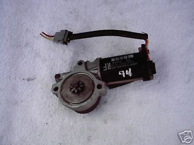 1986-1995 TAURUS/ SABLE R/F WINDOW MOTOR