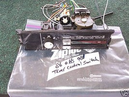 1986 olds ninety eight temperature control switch - $18.30