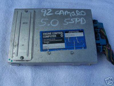 1987-93-ELECTRONIC CONTROL UNIT(ECU) FITS MANY-SEE LIST