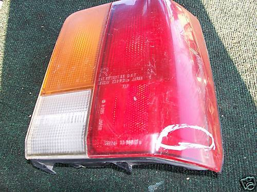 Primary image for 1988-1989 FORD FESTIVA TAILLAMP RIGHTHAND (PASSENGER)