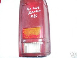 1989 1990 Ranger R/S Passenger  Tail Light - $7.50