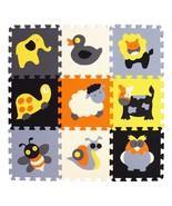 Foam Puzzle Floor Baby Playmat Carpet Soft Crawling Toddler Square Babie... - $59.98