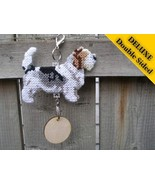 Petit Basset Griffon Vendeen Deluxe crate tag D... - $29.00