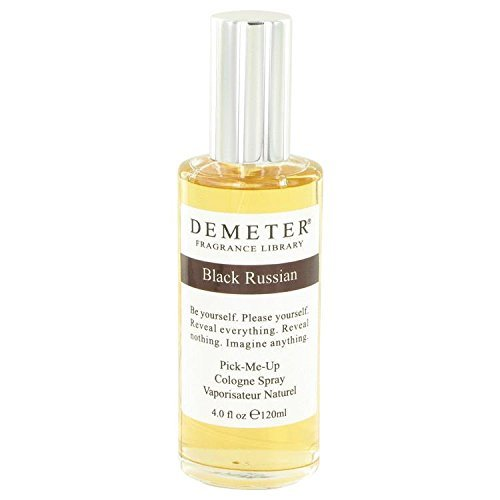 Primary image for Demeter by Demeter Black Russian Cologne Spray 4 oz for Women - 100% Authentic