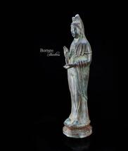 "Kuan Yin Goddess Of Compassion 11"" Bodhisattva Guan Yin/Quan Yin Avaloki... - $128.00"