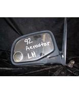 1989-1997 FORD AEROSTAR LEFT SIDE POWER MIRROR - $18.30