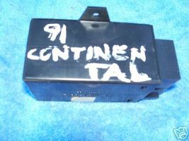 1990-1992 CONTINENTAL/COUGAR/OTHERS ANTI THEFT CONTROL - $18.30