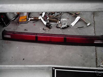 1990-1992-LINCOLN & TOWCAR TAIL LAMP PANEL ASSEMBLY