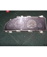 1990-1992 Toyota Corolla Speedometer A/T - $22.88