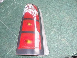 1990-1993 Olds Silhouette Right Tail Light - $18.30