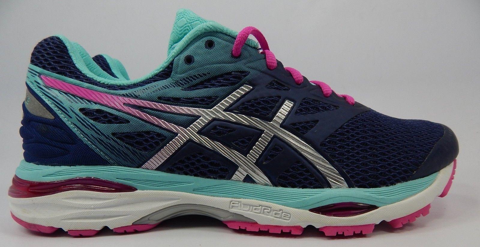 Asics Gel Cumulus 18 Size US 9.5 M (B) EU 41.5 Women's Running Shoes Blue T6C8N