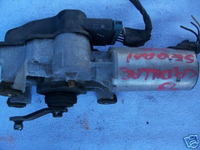 1991-1993 DEVILLE WINDSHIELD WIPER MOTOR