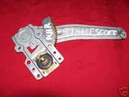 1991-2002 escort/tracer r/r window regulator manual - $13.73