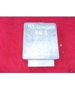 1992-1993 COUGAR/T-BIRD ELECTRONIC CONTROL UNIT (ECU) - $22.83