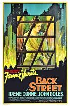 Back Street (1932) #1791 DVD-R Irene Dunne - $4.49