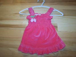 Dress For  Pets Dogs   Size: Medium Col: Pink - $9.99