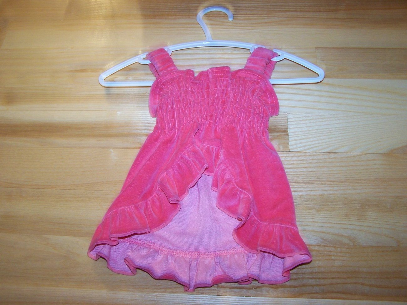 Dress For  Pets Dogs   Size: Medium Col: Pink
