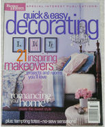 BHG Quick and Easy Decorating Magazine Back Issue 03 - $5.50