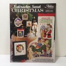Nutcracker Sweet Cross Stitch Pattern Book Ashley Court - $9.74