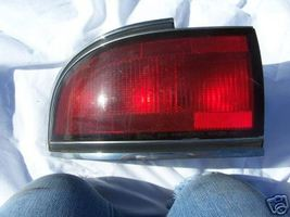 1992 1996 Lesabre Tail Light  Left Side Driver - $10.14