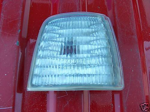 1992-1996 ford truck right side clear marker light