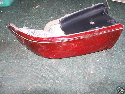 1992-1998 skylark left side taillight assembly