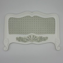 American Girl Samantha Parkington Canopy Bed Wooden Footboard Piece Only - $19.99