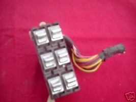 1992 Grand Maquis Driver's Master Control  Switch - $9.26