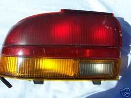 1993 1995 Saturn S Series Leftside Tail Light - $13.73