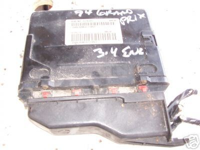 1994-1995-GRAND PRIX/OTHERS-ELECTRONIC CONTROL UNIT
