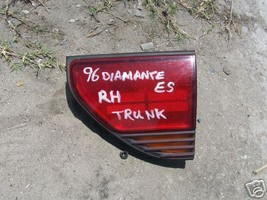 1994 1996 Diamante Tail Light Right Side (Passenger) - $13.68