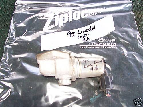 1994-1996 Lincoln Continental Idle Air Control 4.6 eng