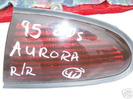 1995 1999 Aurora R/S Tail Light - $18.26